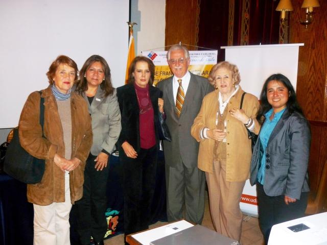 C. Valdés, J. Rivera, B. Vergara, Stanley, E. Garrido, A. Heneriquez