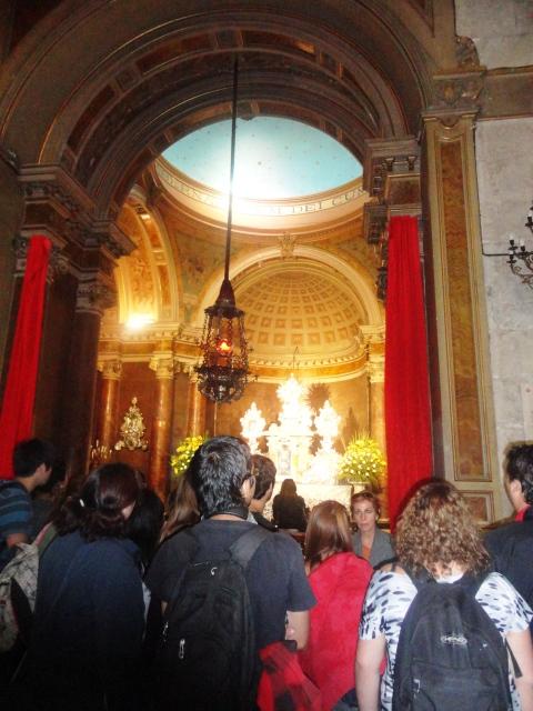 En Catedral de Santiago, 2012