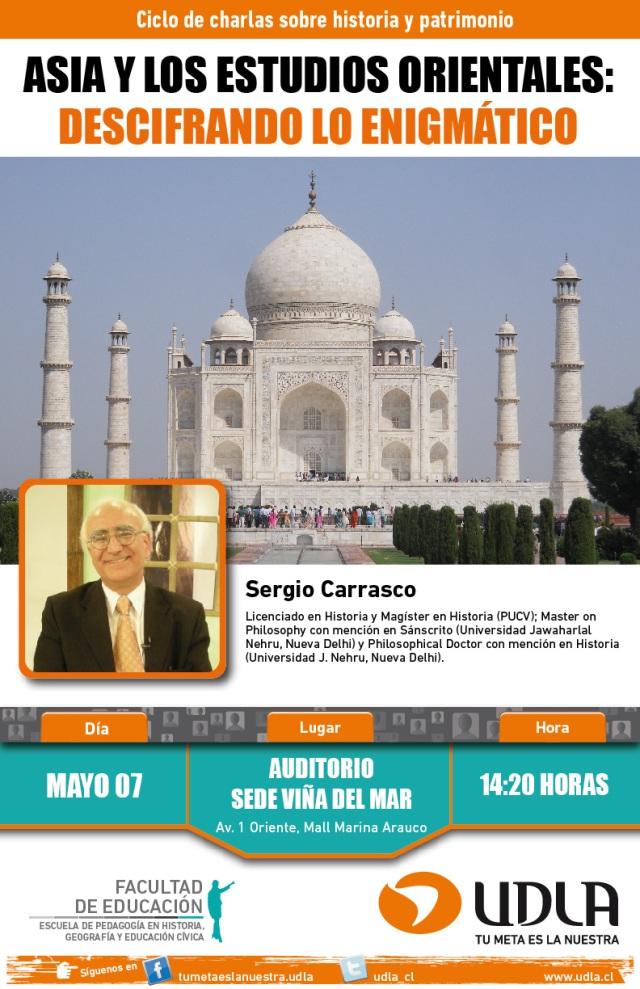 afiche ciclo de charlas historia y patrimonio VM-01