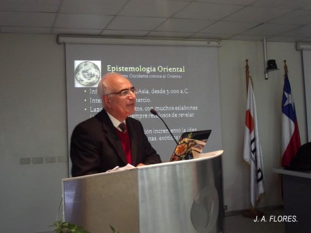 Dr. Sergio Carrasco Álvarez en UDLA Viña del Mar.