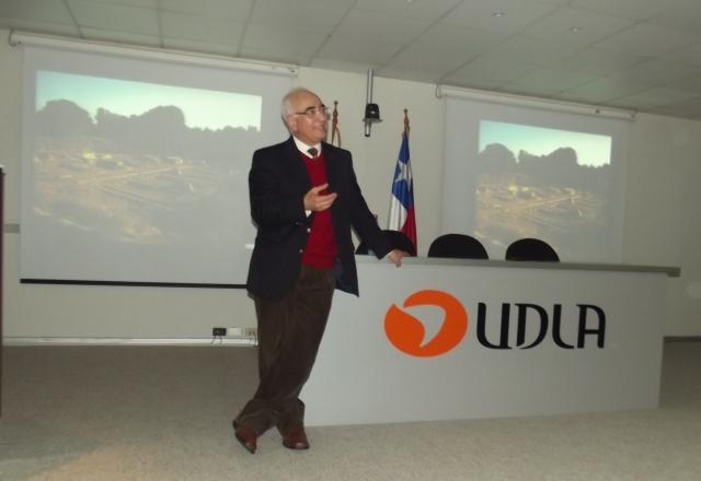 Dr. Sergio Carrasco ÁLVAREZ, en UDLA Viña del Mar,