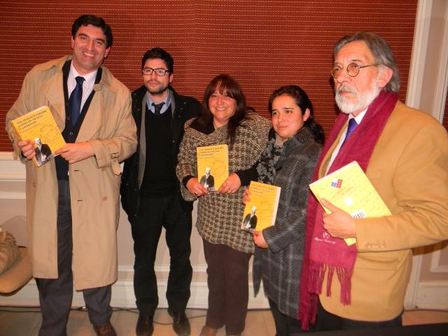 Dino Cavaletto - Nicolás Celis - Ximena Araya - Ana Henríquez - Julio Retamal