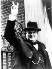 W. Churchill