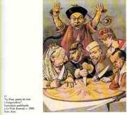 Caricatura 1885