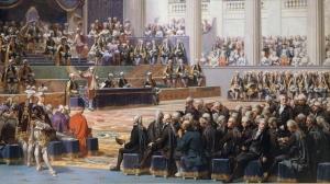 Inauguración de estados generales 1789
