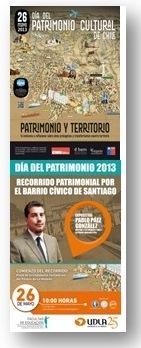 PATRIMONIO 2013 CONSEJO DE MONUMENTOS 2