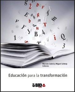 portada Educación para la transformación - TIC en Educación