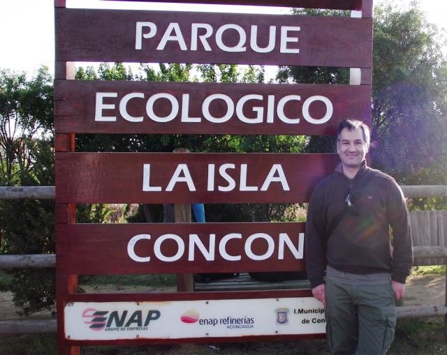 """Matías González, Profesor de asignatura """"Educación en espacios patrimoniales"""""""