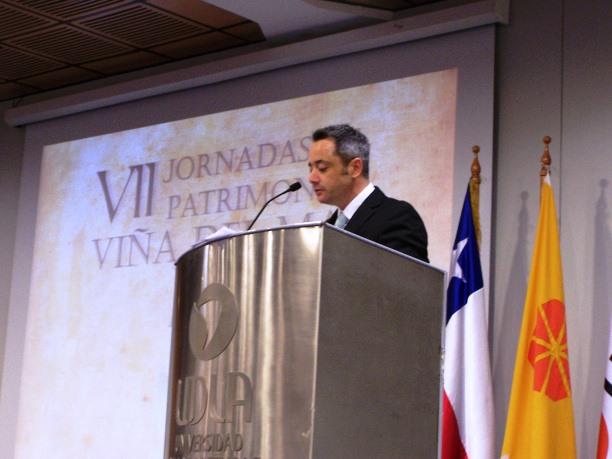 Gonzalo Vallejo, Director de Gestión Académica sede Viña del Mar