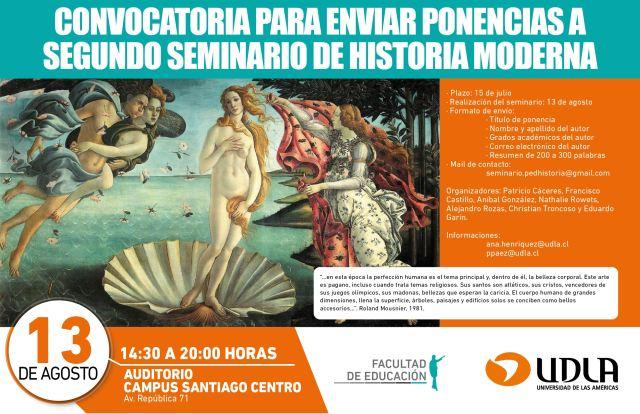 seminario historia moderna 2014