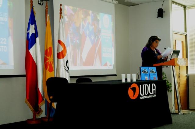 Alcaldesa Virginia Reginato