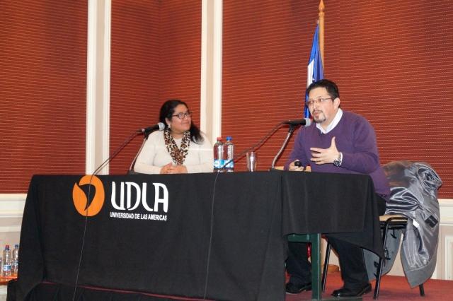 """Andrés Parada """"La educación como instrumento de modernización"""""""