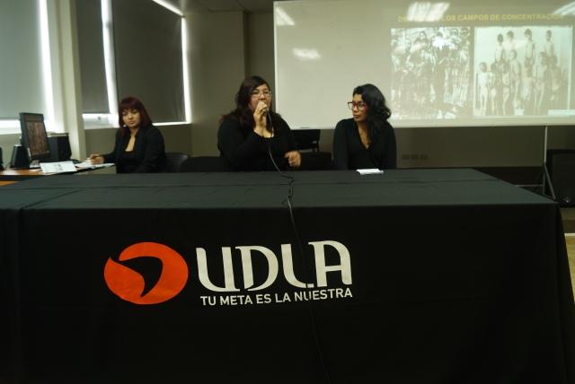 """Cintia Ayarza - Susana Martínez """"Campos de Concentración"""""""