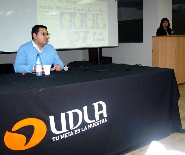 """Alejandro Ancalao """"El siglo XX: los golpes de Estado como fenómeno global"""""""