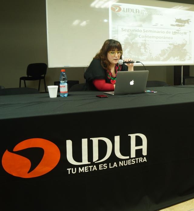 """Gabriela Castillo Raga """"Historicismo y Postmodernismo"""""""