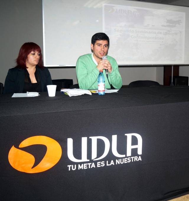 """Diego Labrin """"Ricardo Krebs y la idea de marxismo a través de los textos escolares"""""""