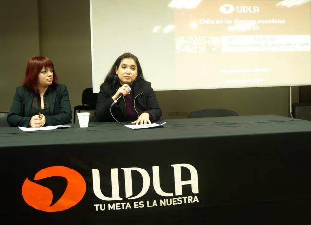 "Ana Henriquez Orrego ""Chile en las Guerras Mundiales del Siglo XX"""
