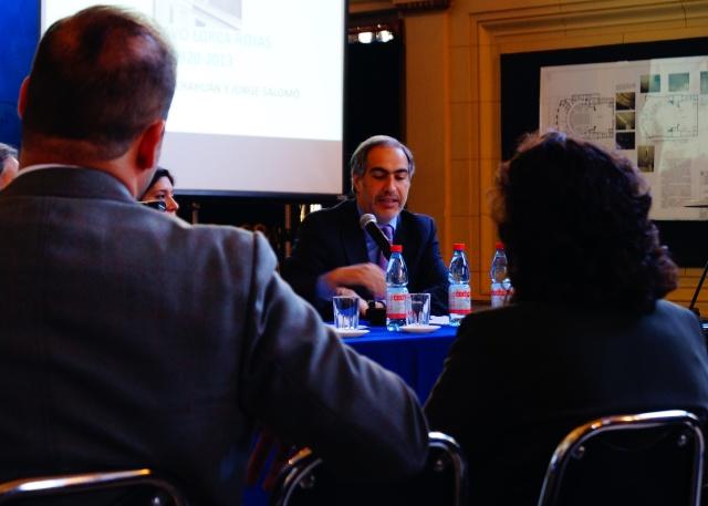Jornadas de Historia - Francisco Chahuan