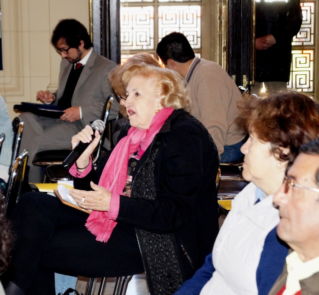 Jornadas de Historia - Eugenia Garrido