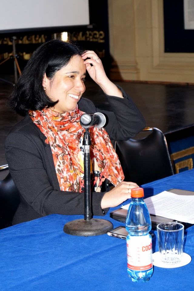 Jornadas de Historia - Ana Henríquez Orrego