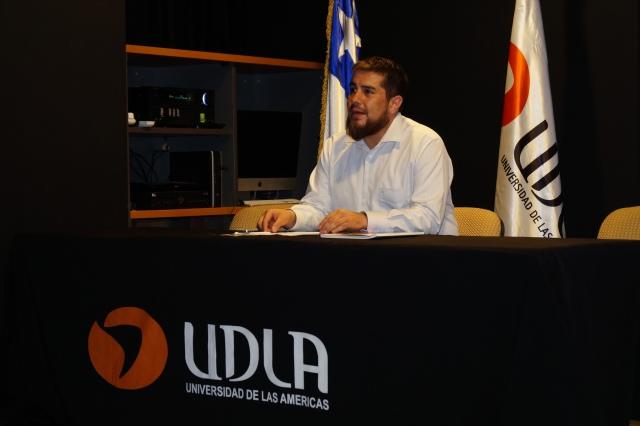 Pablo Páez. Presentador de dossier patrimonial