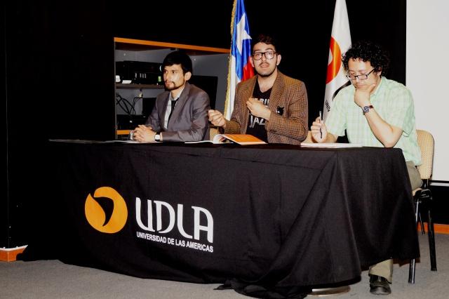 Presentadores de artículos historia universal