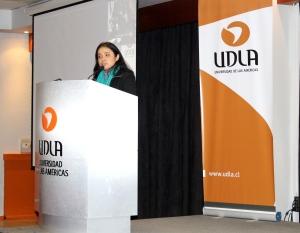 Ana Henríquez Orrego - Directora de Unidad de Gestión Curricular UDLA