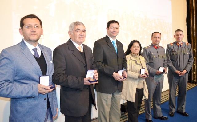Expositores, X Jornada de Historia Militar, Ejército de Chile