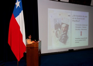 X Jornada de Historia Militar, Ejército de Chile